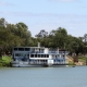 Paddle Boats on the River Murray